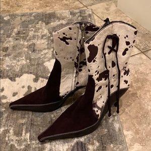 Vis a Vie boots. 8.5.
